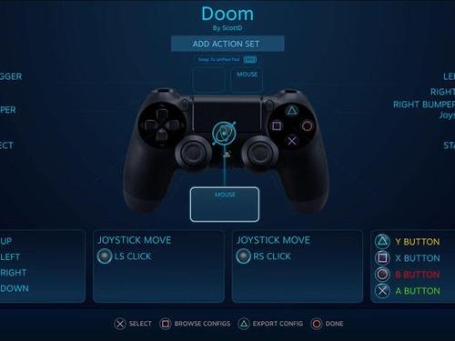 Update na Steam Beta traz suporte ao controle do PS4 pela API do Steam Controller