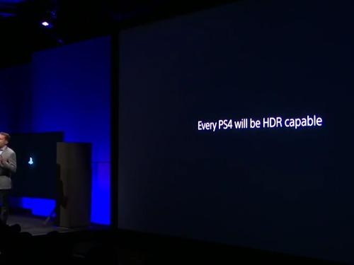 Sony inclui recurso HDR no PS4 original, mas função será apenas um enfeite no menu