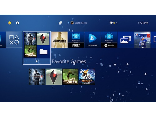 Sony libera atualização 4.0 para o PS4 que traz suporte a HDR e várias novidades