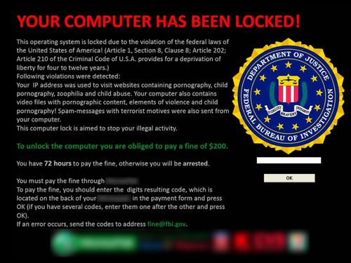 Hospital paga US$ 17.000 para recuperar sistemas sequestrados por hackers