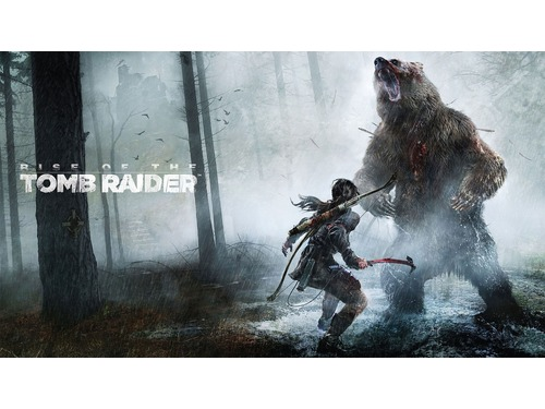 Vídeo compara Rise of the Tomb Raider no PS4 Pro e no PC