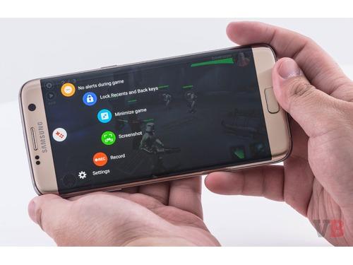 Samsung libera atualização para os apps Game Tools e Game Launcher do Galaxy S7