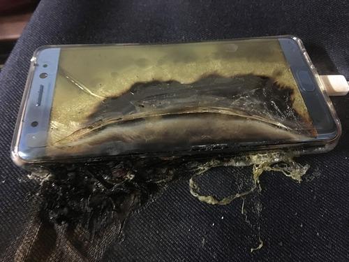 Galaxy Note 7: metade das unidades explosivas dos EUA já foram trocadas