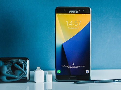 Samsung afirma que 90% de seus compradores querem continuar com o Galaxy Note7