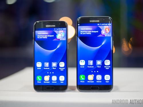 Galaxy S7 e S7 Edge recebem atualização com melhorias de bateria e desempenho