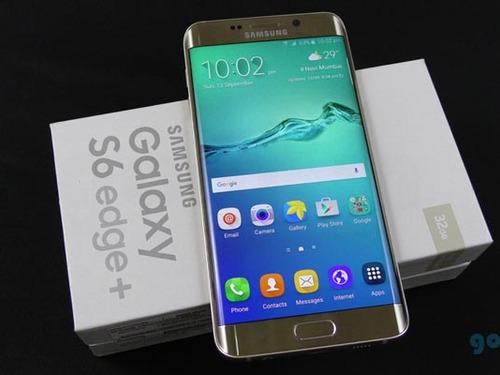 Samsung libera atualização de setembro para Galaxy S6 edge+