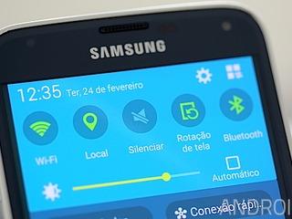 Samsung traz o modo silencioso ao Android Lollipop