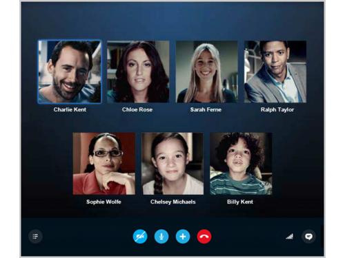 Skype: chamada de vídeo em grupo chega ao Android e iOS