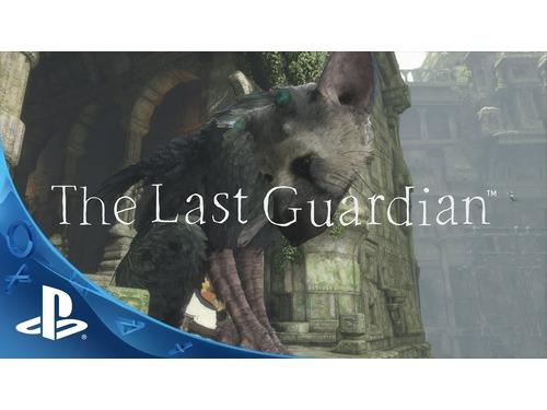 Sony anuncia adiamento de The Last Guardian e divulga próxima data
