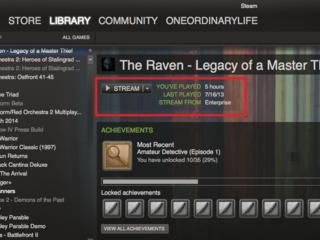 Valve libera serviço de streaming de games a todos os usuários do Steam