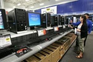 Venda de PCs no Brasil cai 10% em 2013
