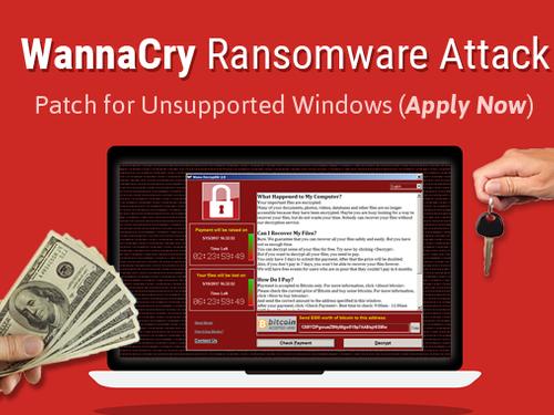 Novas versões do WannaCry já estão circulando; Microsoft confirma exploit da NSA no ataque