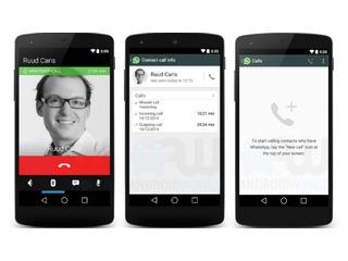 Chamadas de voz do WhatsApp é liberado para todos os usuários de Android
