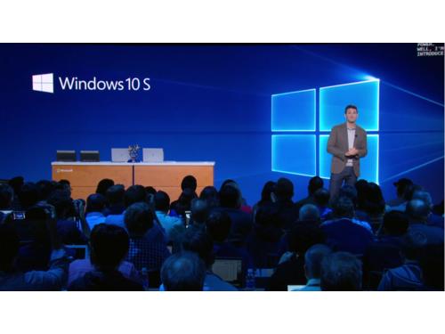 Windows 10 S não permite que o usuário defina outro navegador como padrão