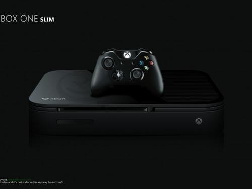 Xbox One Slim será lançado em 2016, aponta rumores