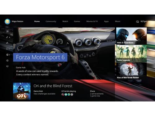 Atualização do Windows 10 para Xbox One já está disponível