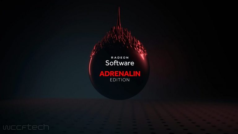 AMD Radeon Software Adrenalin Edition 18.8.2