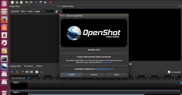 Criador do OpenShot diz que 2018 será o melhor ano do editor de vídeo