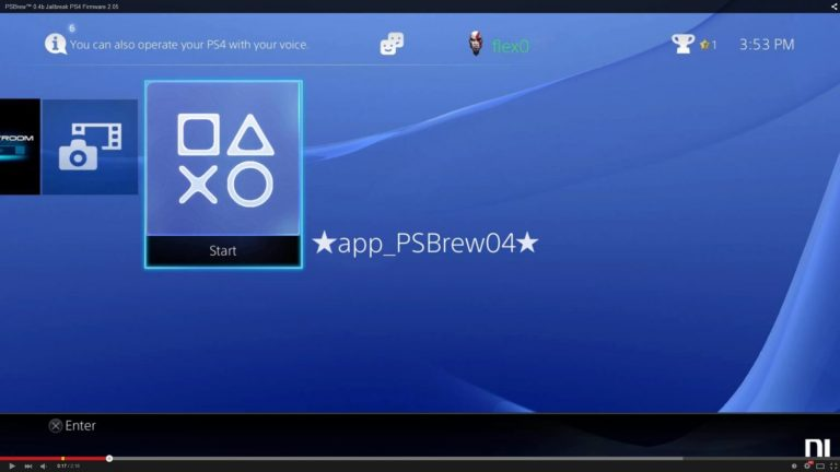Novo exploit do PS4 é liberado online