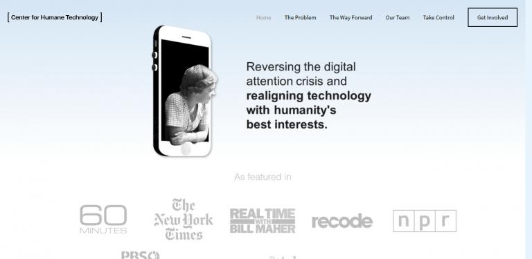 Ex-funcionários da Google e Facebook contra o vício da tecnologia