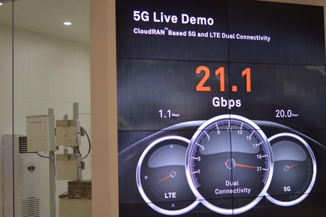 Testes da Huawei com tecnologia 5G atingem velocidade impressionante