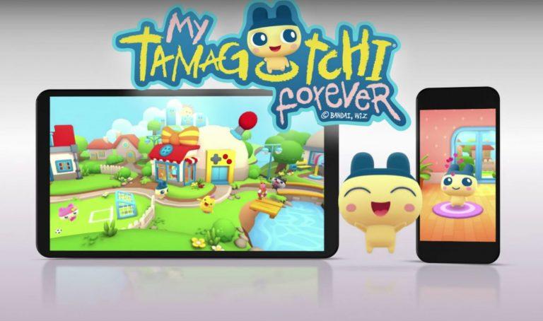 Bandai Namco lança versão mobile de Tamagotchi