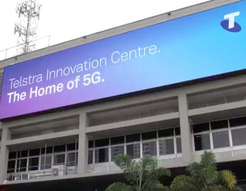 Primeira rede 5G é ligada na Austrália