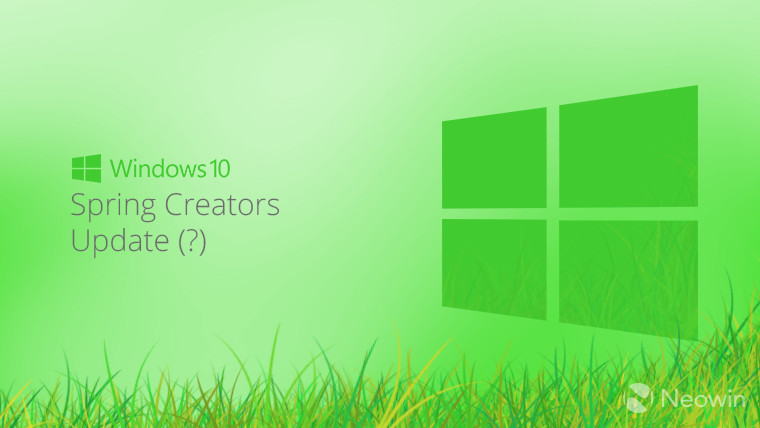 Microsoft confirma o lançamento do Windows 10 Spring Creators Update para abril