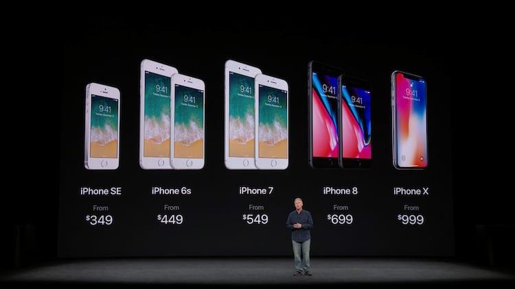 Mais um relatório indica que as vendas do iPhone X estão muito abaixo do esperado