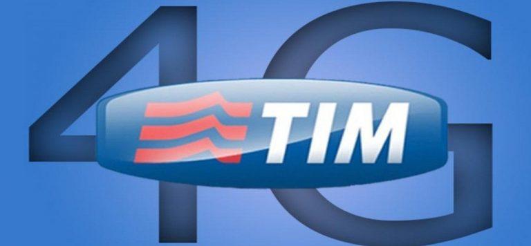 TIM planeja levar 4G para 96% da população dentro de dois anos