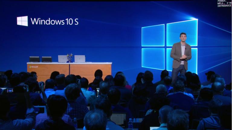 Google alerta para vulnerabilidade no Windows 10 S