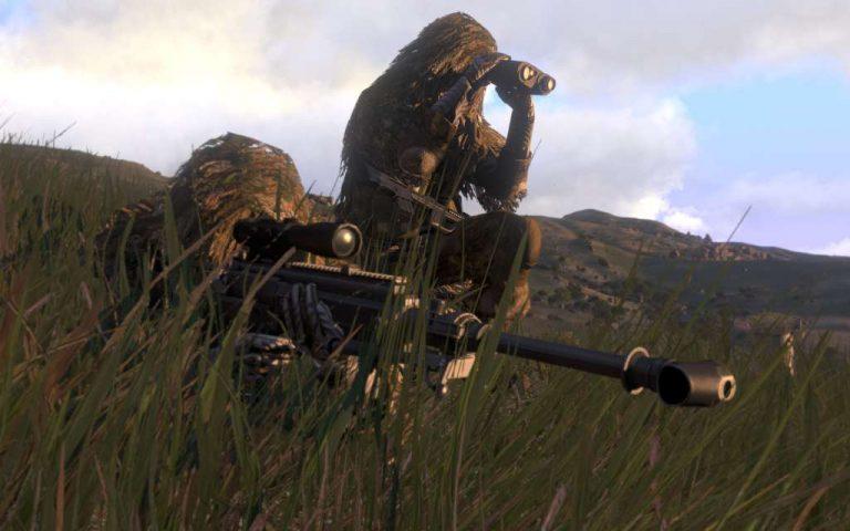 Arma 3 pode ser jogado de graça na Steam até segunda-feira