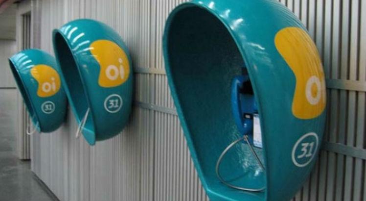 Uso de orelhões da Oi vai continuar gratuito em 12 estados brasileiros
