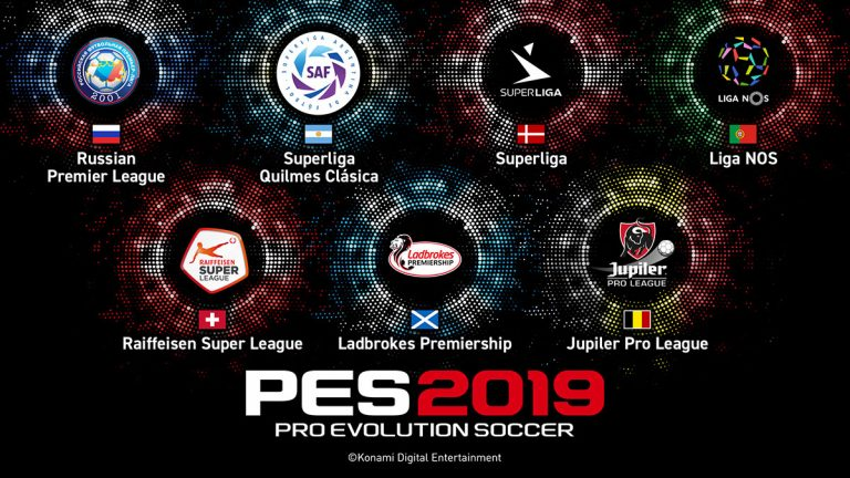 """A melhor parte de """"PES 2019"""" é a jogabilidade"""