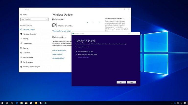 Lançamento da Atualização de abril do Windows 10 é hoje