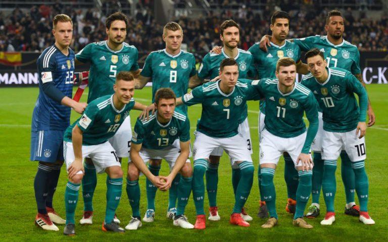 Videogames é apontado com um dos motivos de eliminação da Alemanha do Mundial 2018