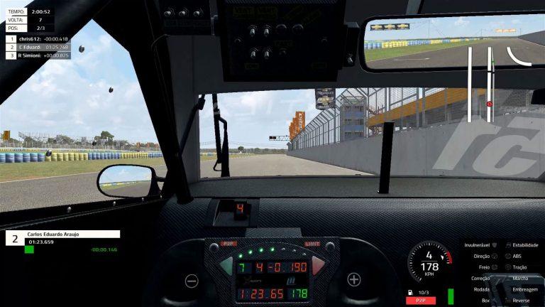 Confira uma volta virtual de Stock Car em Campo Grande