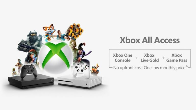 Xbox All Access oferece console, jogos e Gold a US$ 22/mês, nos EUA