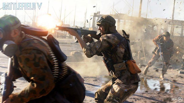 Beta aberto de Battlefield V será no início de setembro
