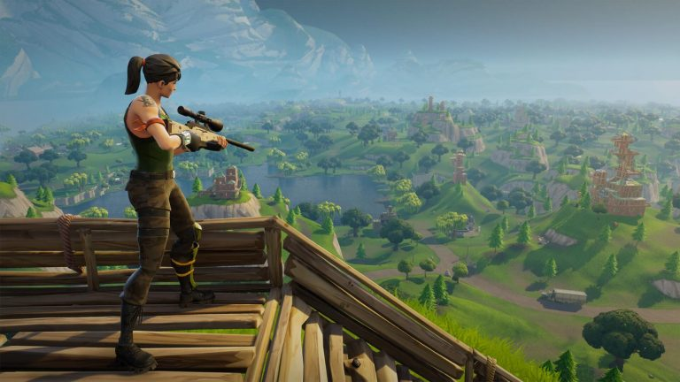 Fortnite PS4 terá cross-play com as demais versões