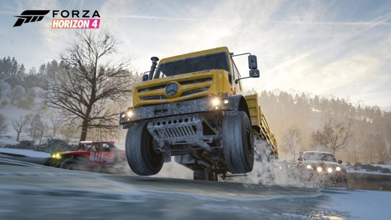 Microsoft demonstra Forza Horizon 4 rodando no Android