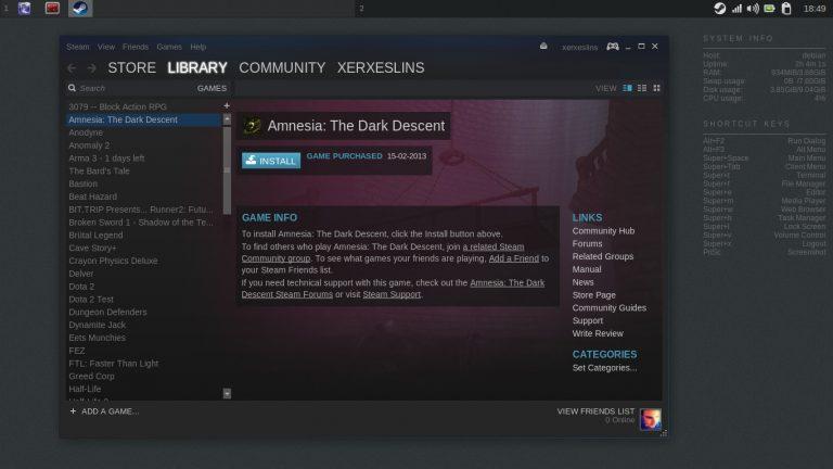🐧 Valve reafirma seu compromisso com o Linux