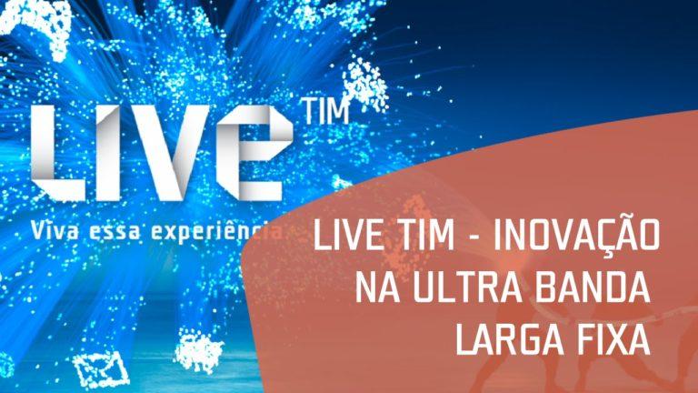 Tim Live estreia em Goiânia