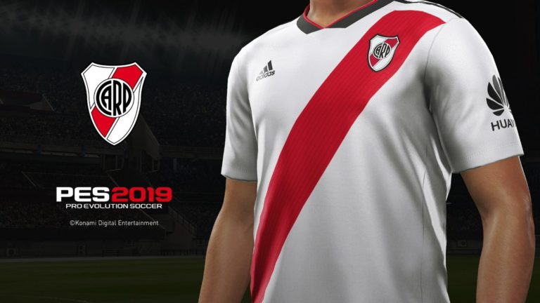 River Plate terá PES 2019 na camisa