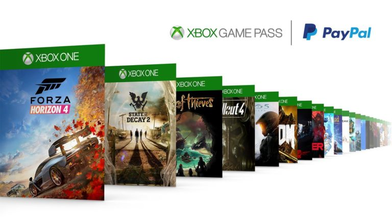 Microsoft e Paypal darão grátis um mês a mais de Xbox Game Pass em outros países
