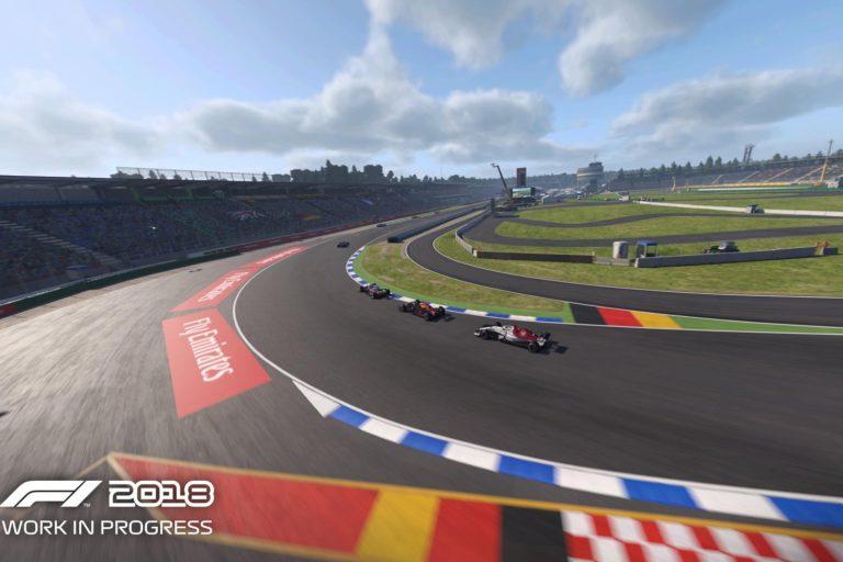 F1 2018 – PATCH 1.12