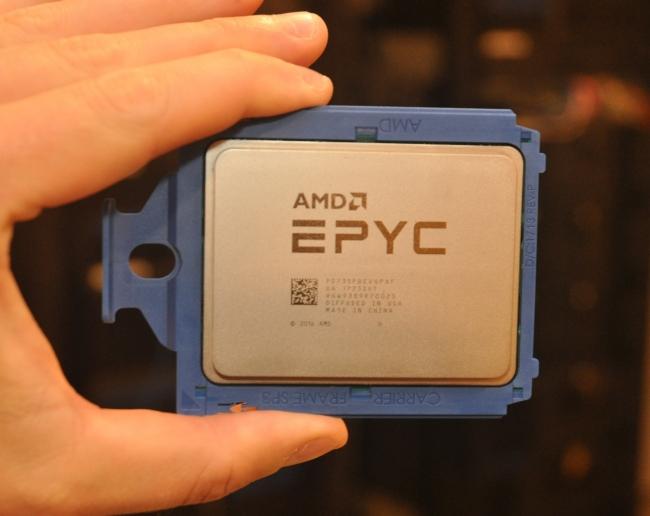 AMD anuncia parceria com Oracle Cloud para utilização de processadores Epyc em servidores