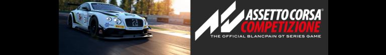 Assetto Corsa Competizione – HOTFIX 0.2.1 Change Log