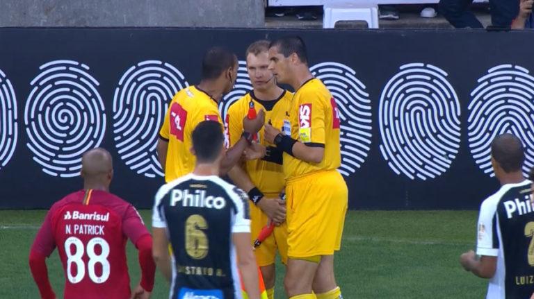 SporTV não mostra replay de lance e gera caos no futebol brasileiro