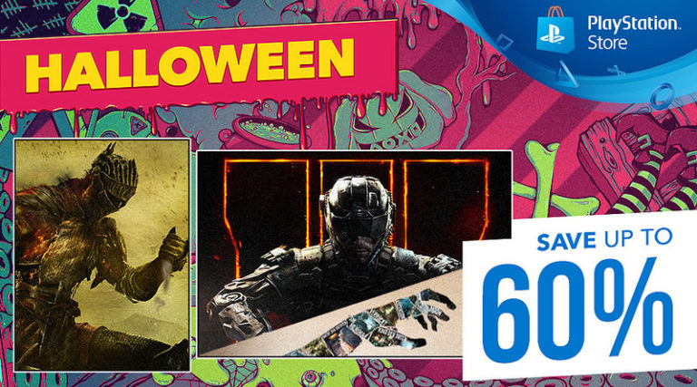 PlayStation Store dá início às promoções de Halloween
